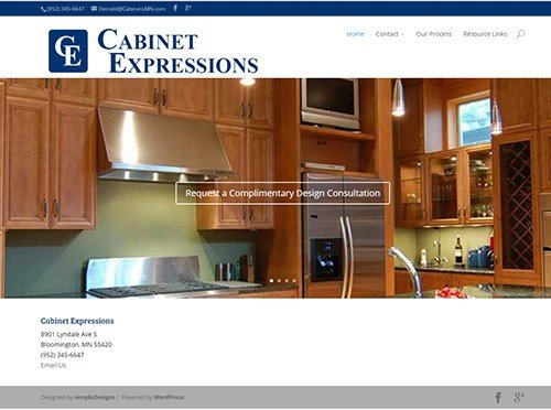 Cabinet Expressions