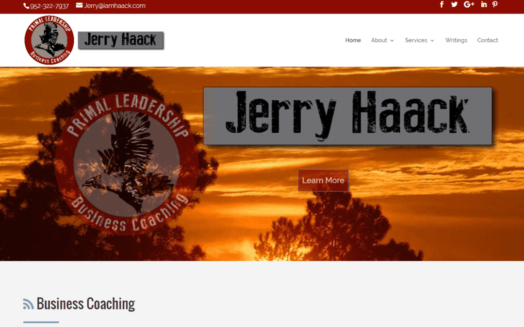 Primal Leadership Business Coaching by Jerry Haack