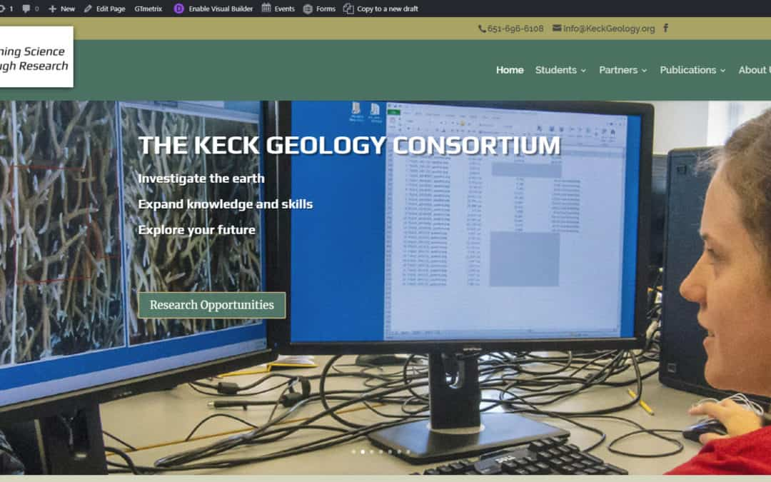 The Keck Geology Consortium