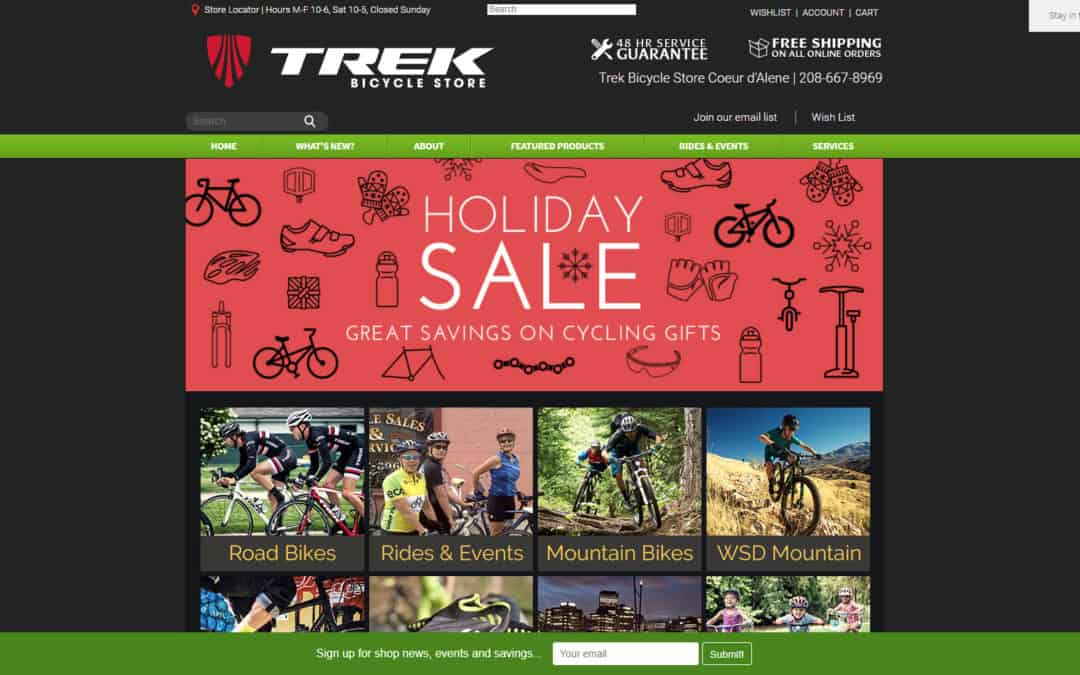 Trek Bicycle Store Coeur d?Alene