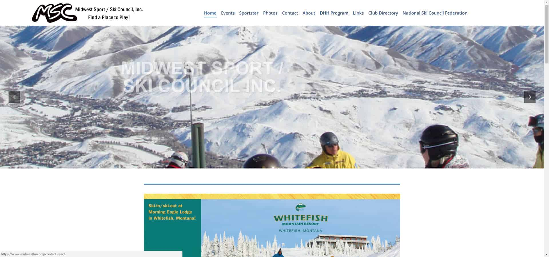 The Midwest Sport & Ski Council